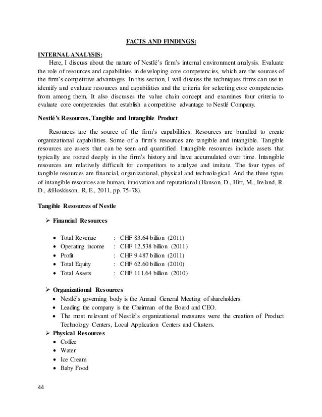 Nestle Pakistan Limited : Consumer Packaged Goods - Company Profile, SWOT and Financial Analysis
