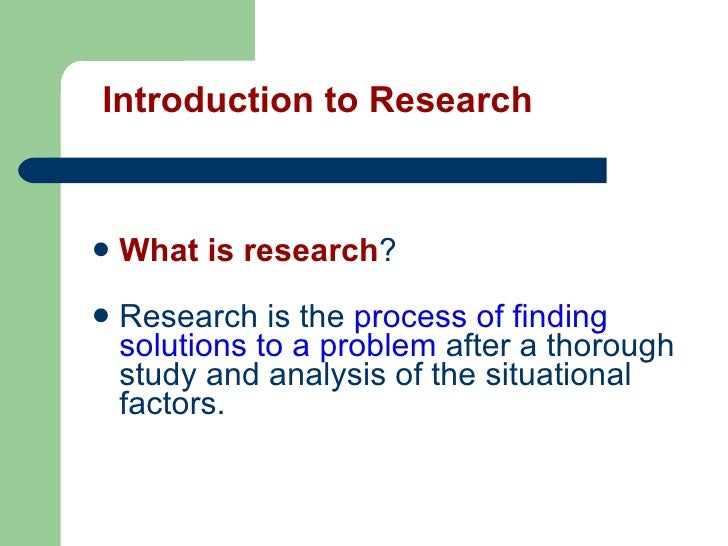 what is concept in research methodology Research is the systematic and objective analysis and recording of controlled observations that may lead to the development of generalizations, principles, or.