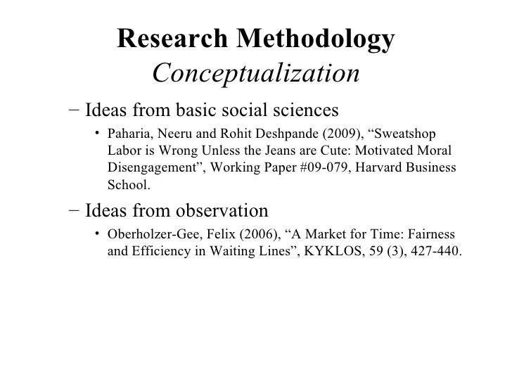 social science thesis topics