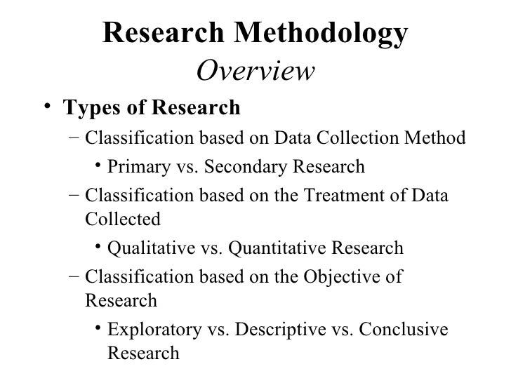 objective of research methodology Qualitative methods 1 learning objectives after reviewing this chapter readers should be able to: understand the topics that qualitative health research can.