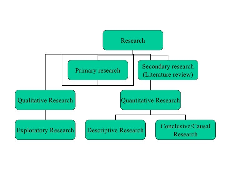 What is the primary role of literature review in quantitative research