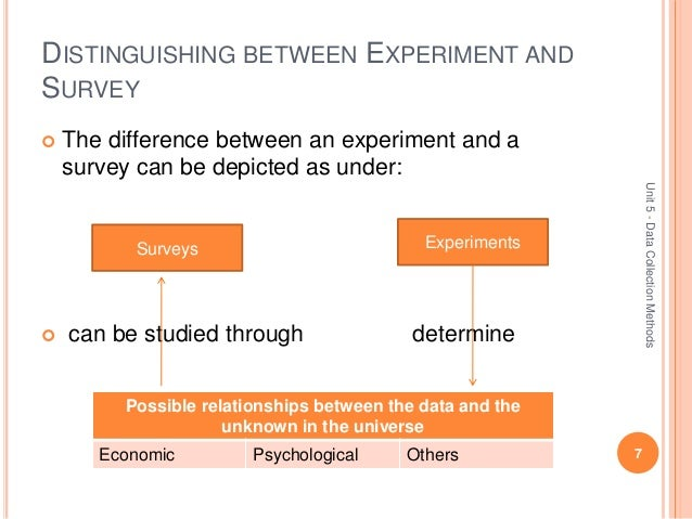 the difference between correlational studies and an experiment What is the difference between experimental and quasi-experimental research i definitely wouldn't include surveys or other observational studies without any experiment in them as even quasi-experimental.