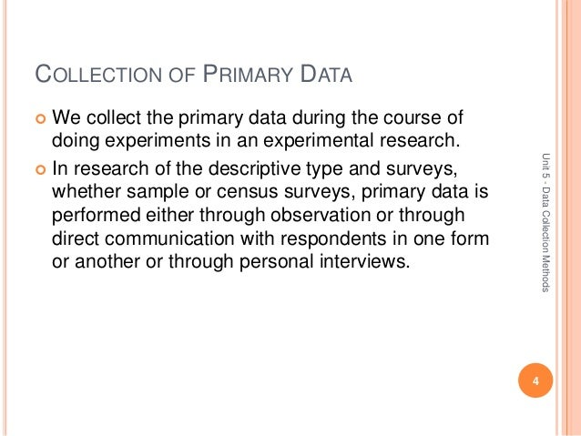 methods of qualitative research