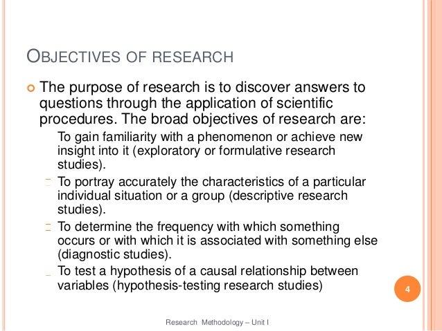 Pure Scientific Research