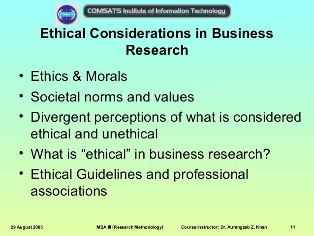 ethical considerations in research methodologies In research ethics board applications ethical issues were identified in a  dissertation study that utilized a narrative research approach to.