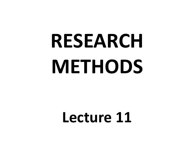 psychology and research methods pdf