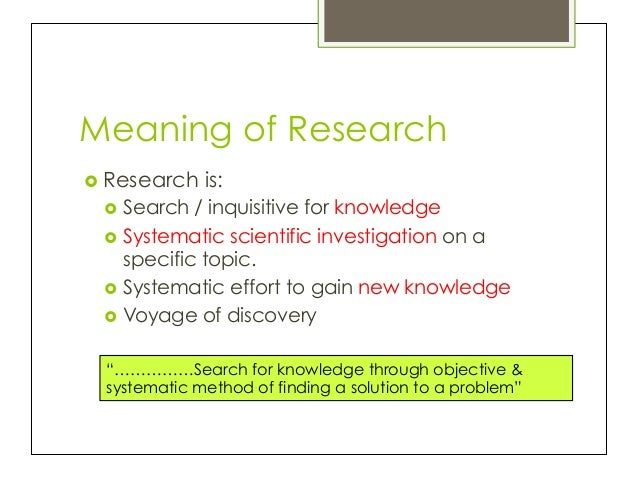 research methods course outline Knowledge of research principles and methods applicable to the students' topic  of research a set of readings approved by your supervisors course description.
