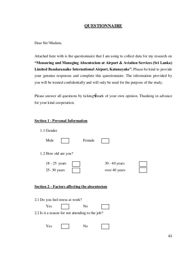thesis student absenteeism This paper will address the effect that teacher absenteeism has on academic   teacher absenteeism effect student achievement in grades 3-6 on the sat 10.