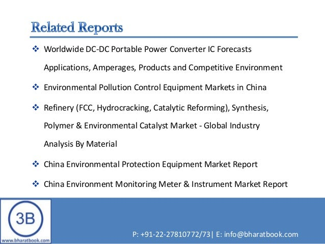 china environmental pollution control equipment market