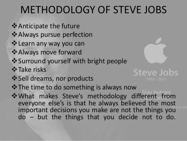 An essay about steve jobs guru