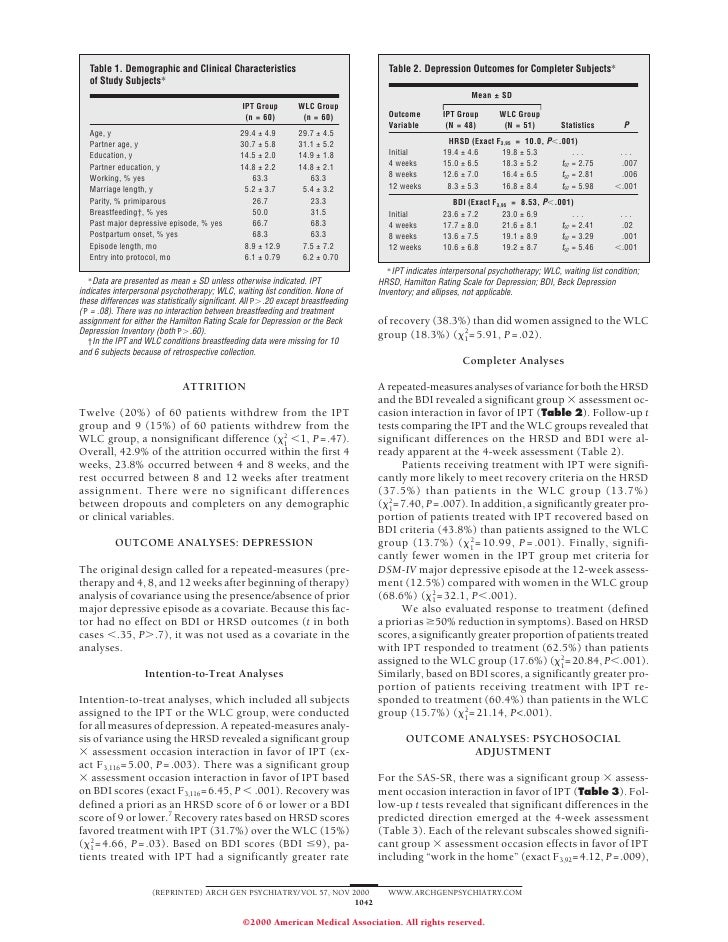 interpersonal therapy case study susan Case study #3 diabetes mellitus: type 1 lindsey french, andrea meiring, katherine mykytka, jessica oakley october 30, 2009  y susan cheng y asian american y 15.