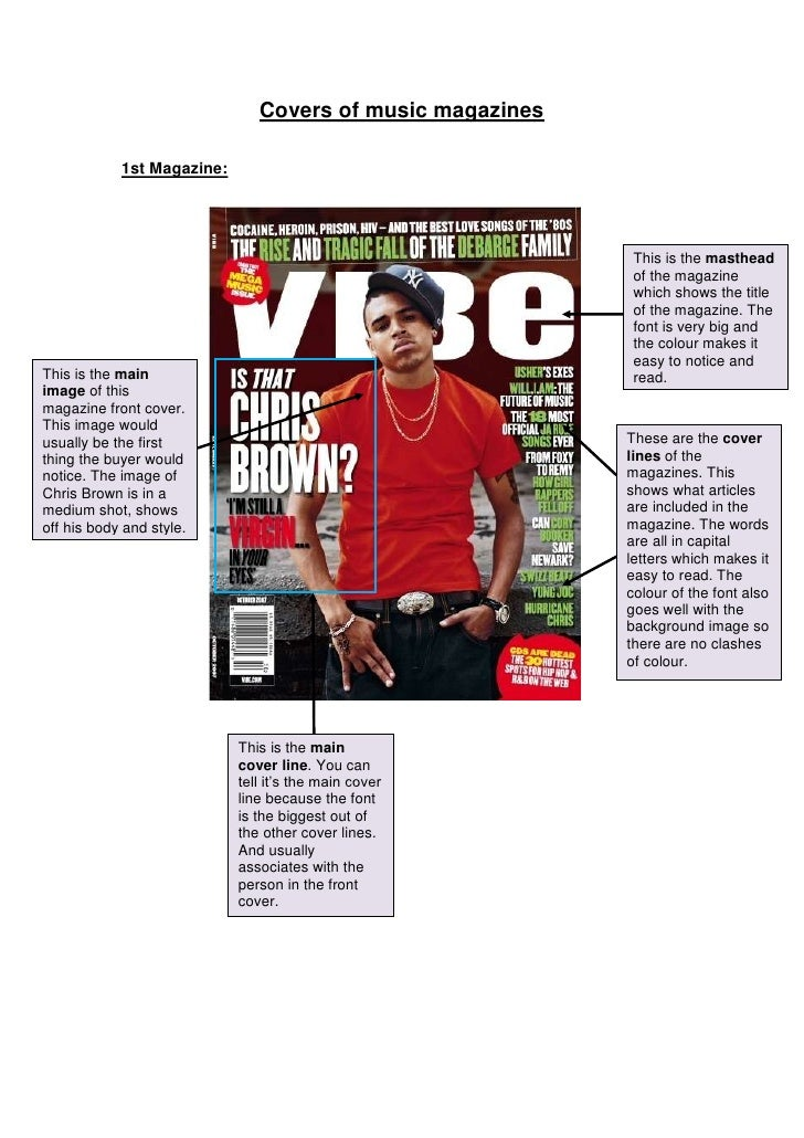 Covers of music magazines<br />This is the main image of this magazine front cover. This image would usually be the first ...