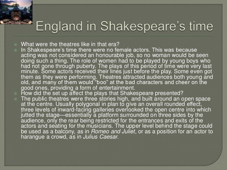 Research papers on women in shakespeare plays