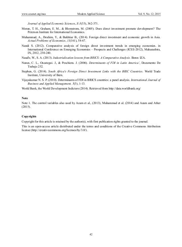 analysis of the brics economy essay This group seeks to make large impacts and be influential on the global economy, trade and political clout this essay will describe the economy of each of these countries, and identify why the brics nations are growing in importance on the international stage.