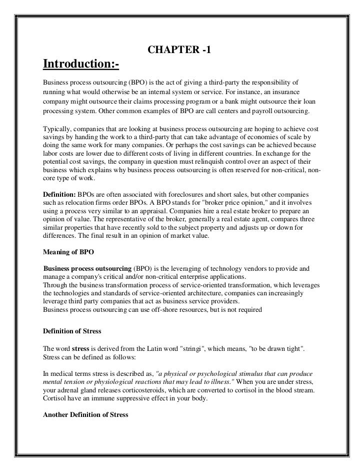 define introduction in research paper