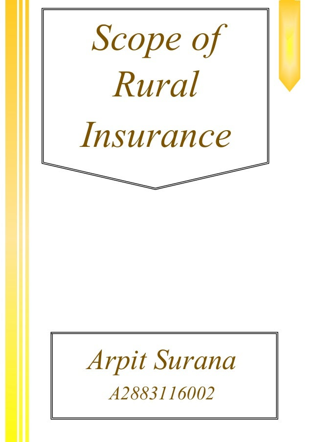 Research Papers in Insurance | Examples and Samples