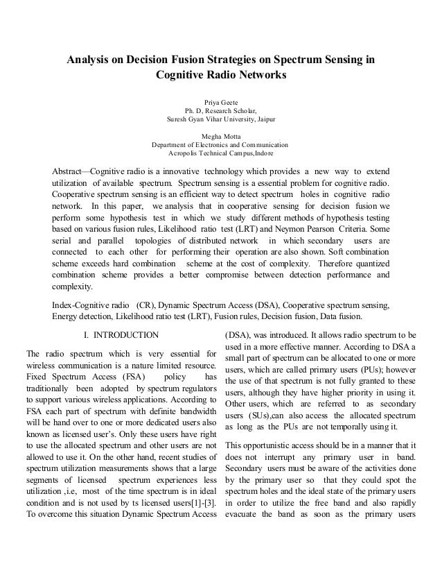 distributed cognition together with storage area groundwork paper