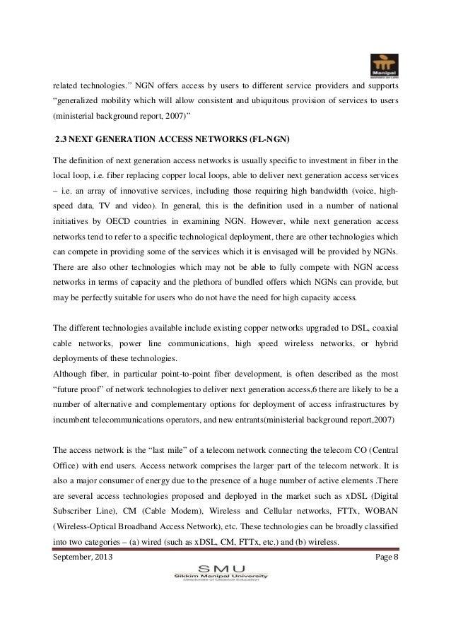 Network flows case study essay