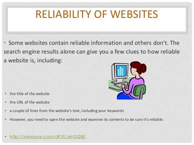 reliable websites for research papers