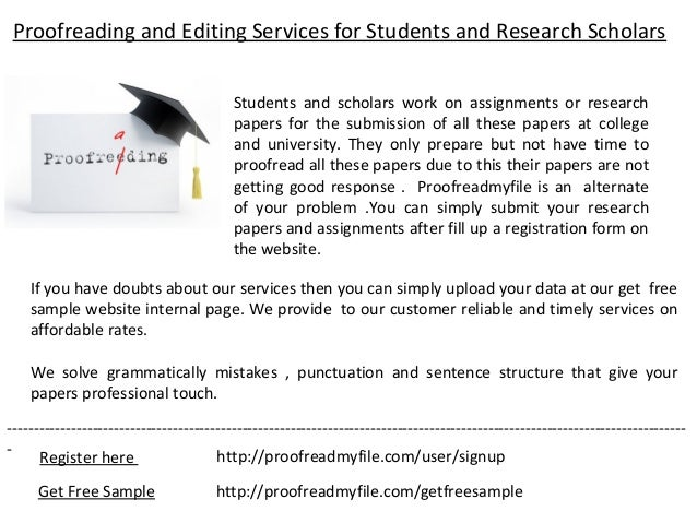 editing paper proofreading research Fast and best research paper proofreading and editing services our editors will ensure that your research paper is perfectly edited and proofread.