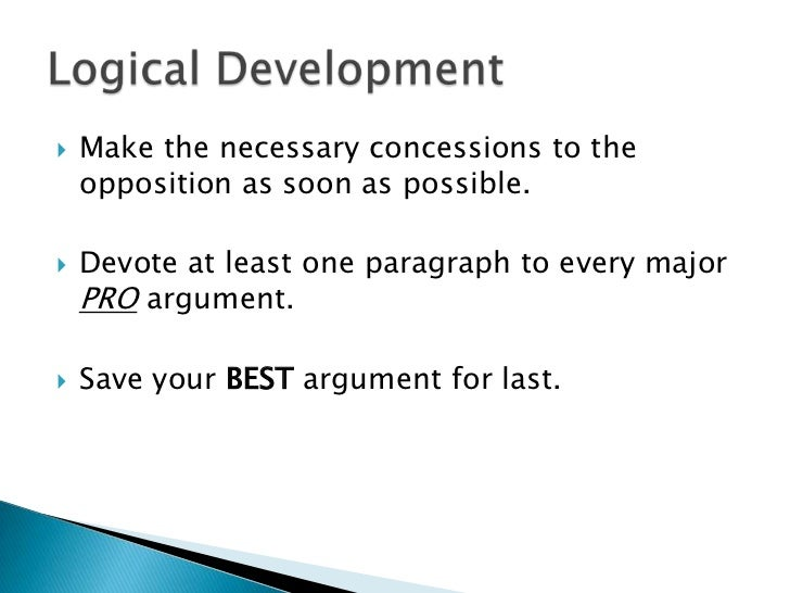 best essay format