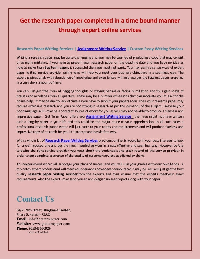 Custom term paper writer services for college ulb uni bonn dissertationen