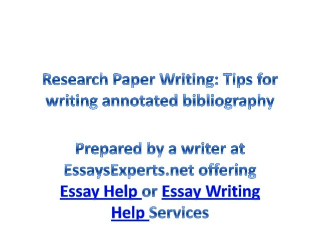 Research paper writing service you can trust