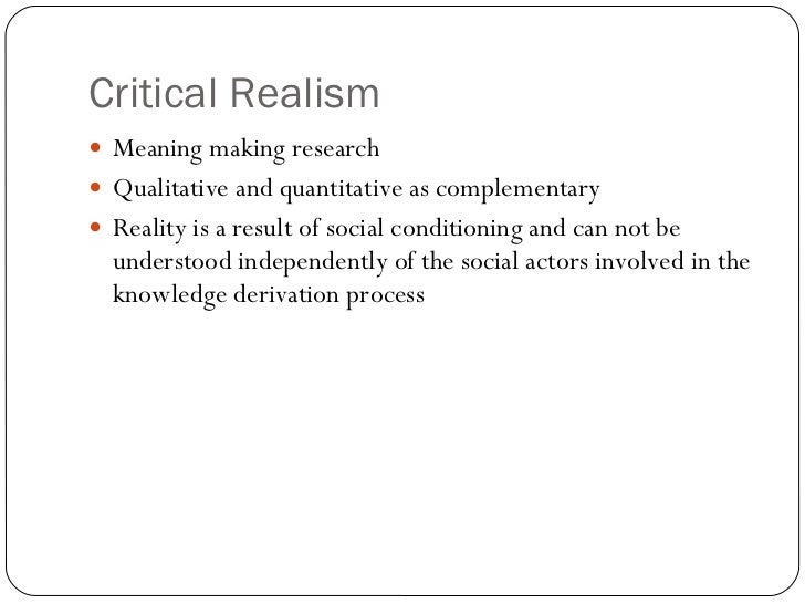 The research paradigm – methodology, epistemology and ontology – explained in simple language