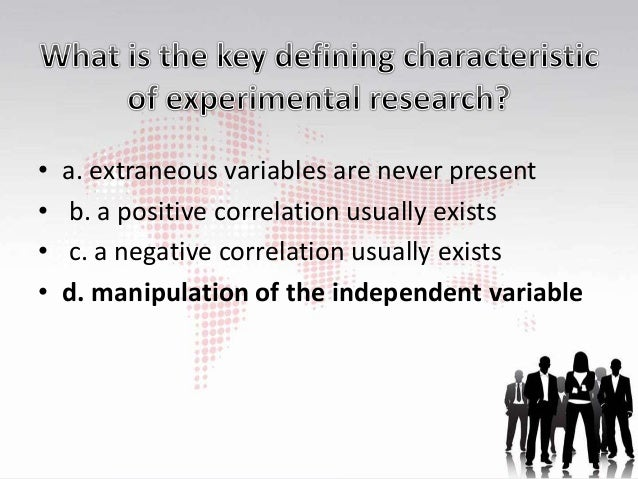 Mcq on research methodology