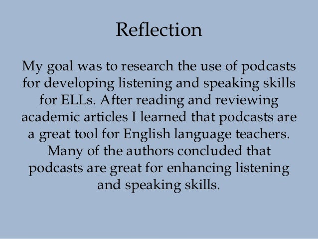 listening and speaking skills pdf
