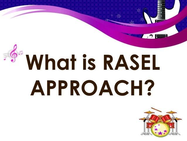 sherlyn name. what is rasel approach? sherlyn name