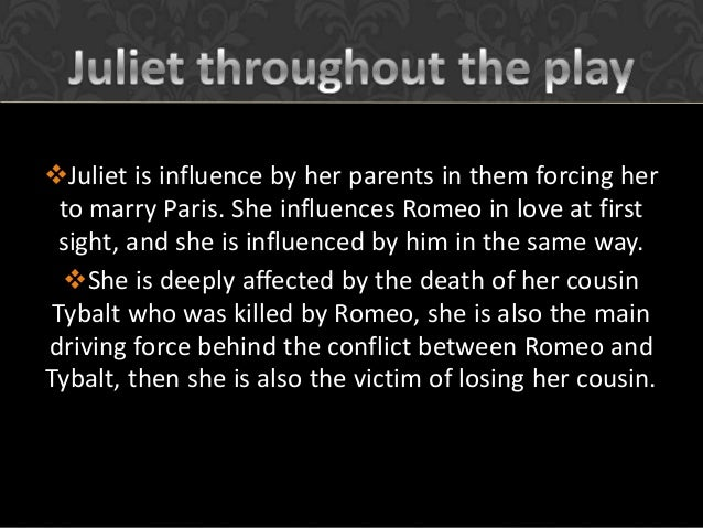 a discussion of the causes of romeos and juliets downfall Shakespeare index romeo and juliet study guide: plot summary, themes, analysis shakespeare romeo and juliet: romeo montague and juliet capulet are immature teenagers—in fact, juliet.