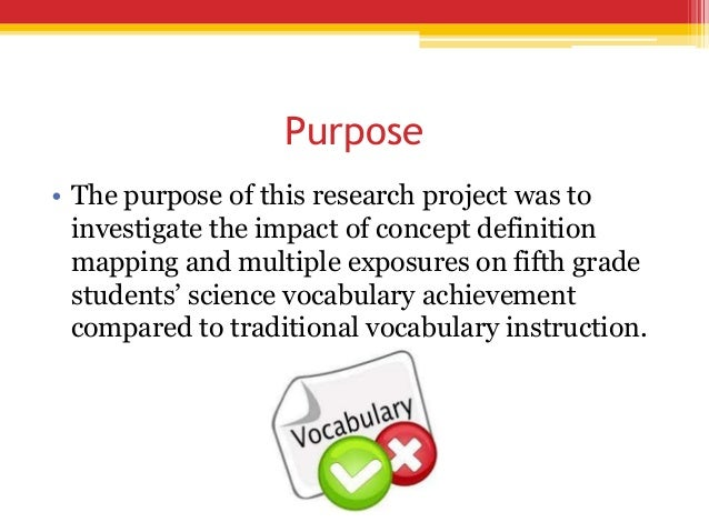research vocabulary Physical evidence, particularly within a qualitative research design, which contributes to the understanding of the research question attribute variable a variable created not by manipulation, but through division of subjects based on groups based on an existing attribute such as sex or age.