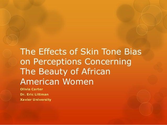 discrimination based on skin color