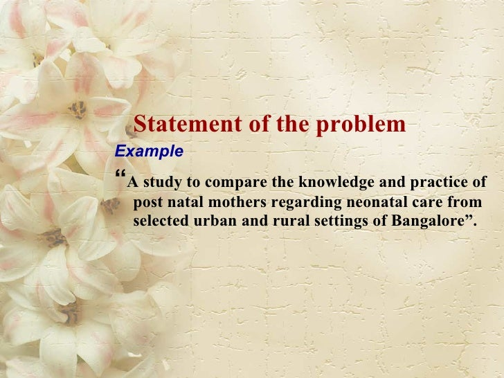 statement of problem and conceptual framework Relationships are at increased risk for academic problems such as poor grades  and  borrows the solid foundation and theoretical framework.