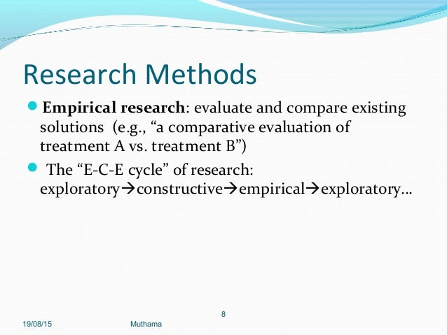 research process notes Research methodology notes 1 1 research methodology the study of conducting research is research methodology  the research adapted should process certain .