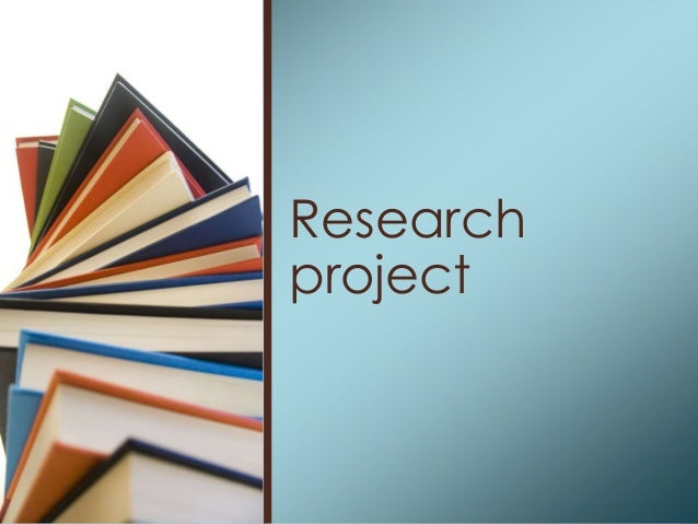Researchproject