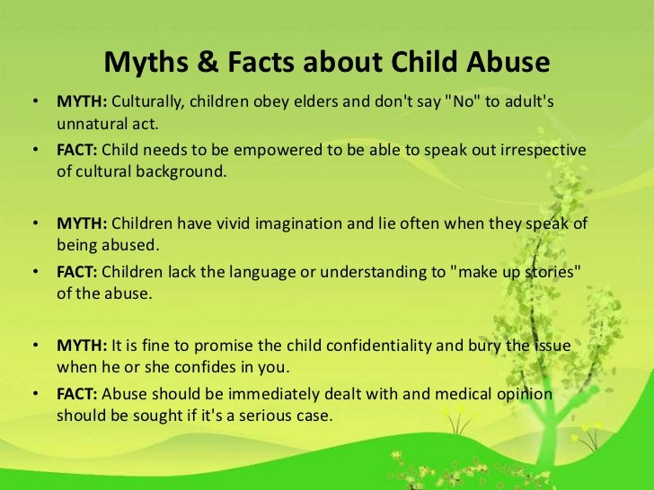 child abuse solutions essay Child abuse essay children of substance abusers anita bryant dr johnna smith psy1462 drug and alcohol abuse can happen for a number of reasons some people grow up around it, their friends do it, commercials influence them, and rappers rap about it.