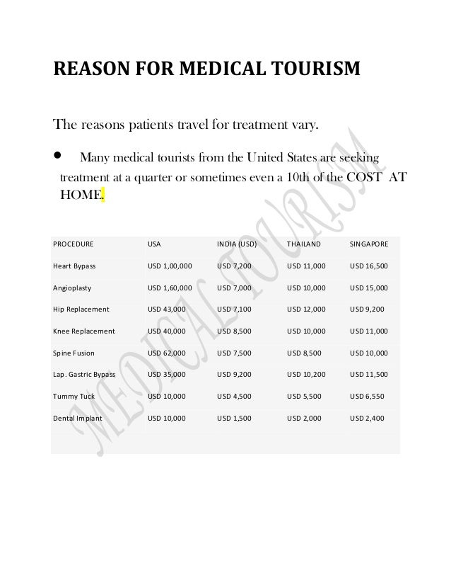 Travelling well essays in medical tourism