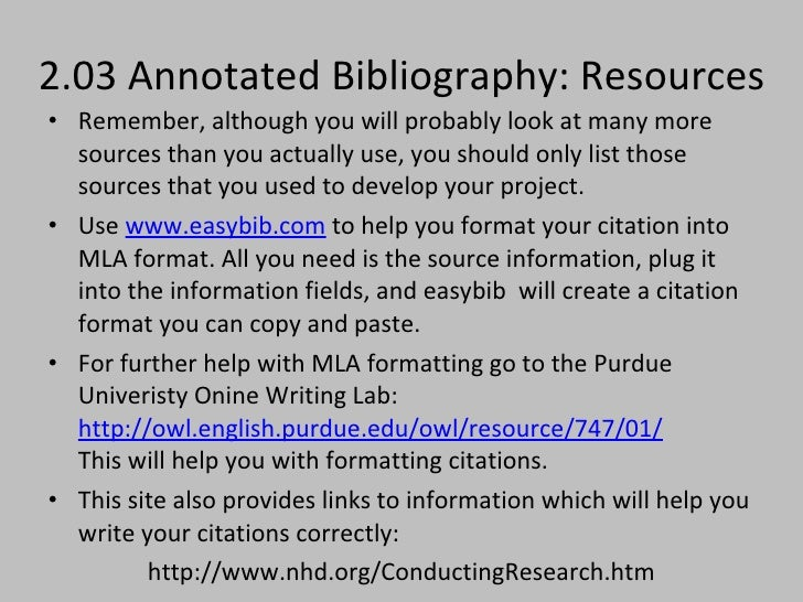 annotated primary source bibliography Creating an annotated bibliography in apa style  he is the sole or primary author of almost half the sources in his bibliography he could make this work stronger .