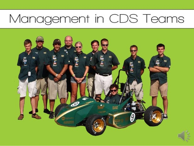• Introduction to SAE and CDS • SAE at the University of South Florida • Challenges faced by CDS teams • Viable management...