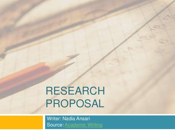 guidelines for research proposal Guidelines for academic papers and research projects style and format requirements for academic papers and research development of the research proposal.