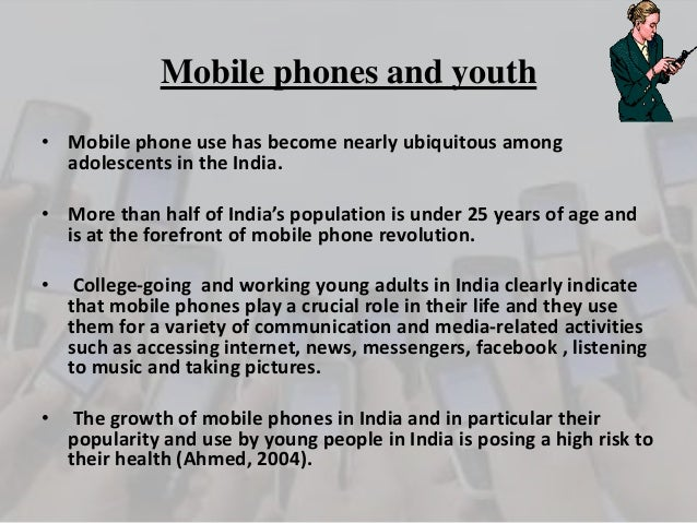 Impact of Texting and Cell Phones on Children