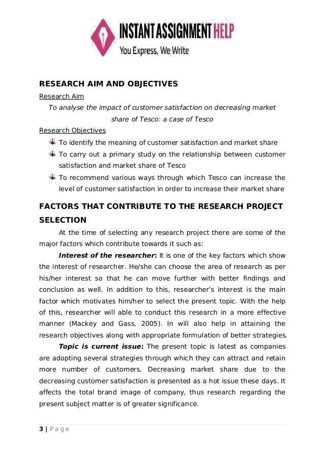 Help writing my dissertation