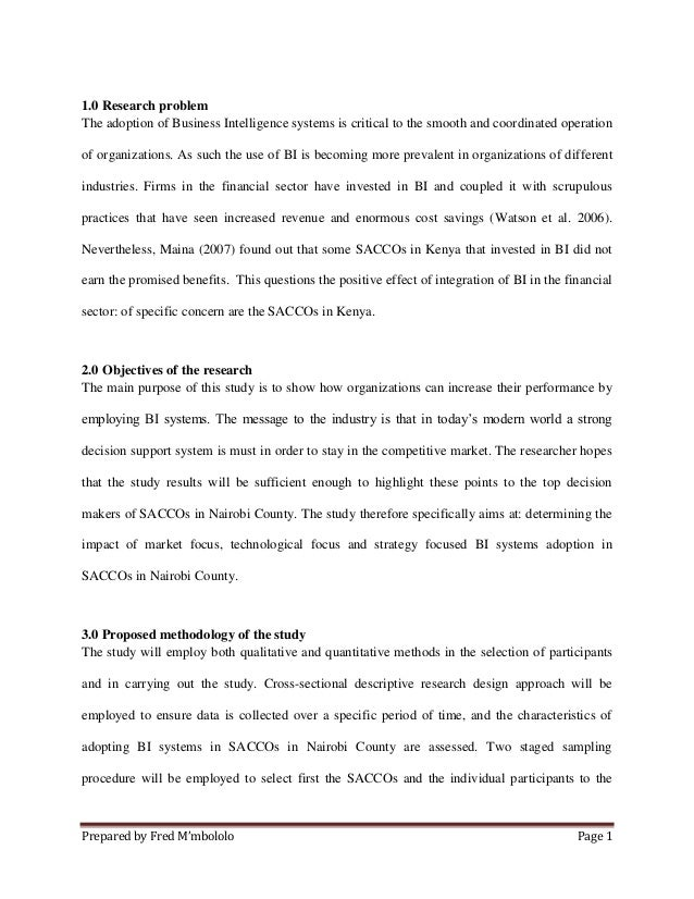 Phd research proposal agriculture