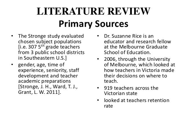 research proposal primary education