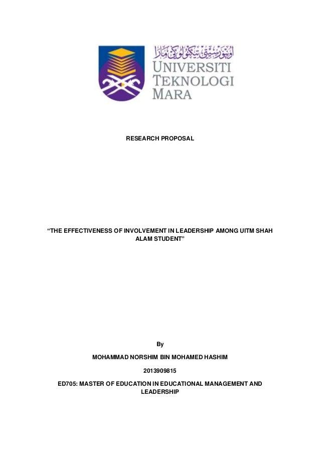 tajuk thesis finance uitm