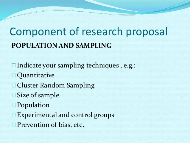 research proposal presentation Ver001 research proposal presentation procedure 13/10/14 page 1 of 3 research proposal presentation guidelines approved by faculty research committee.