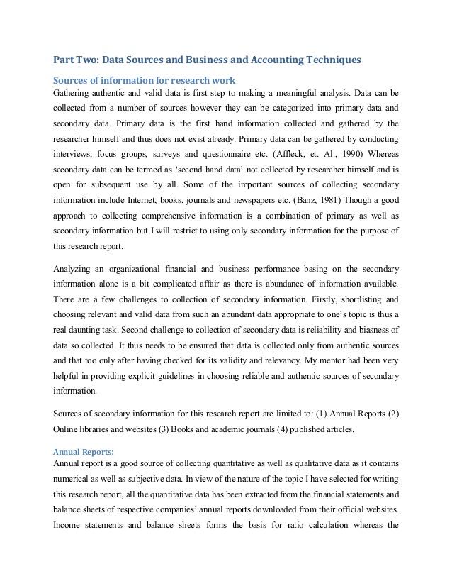 Accounting phd thesis topics