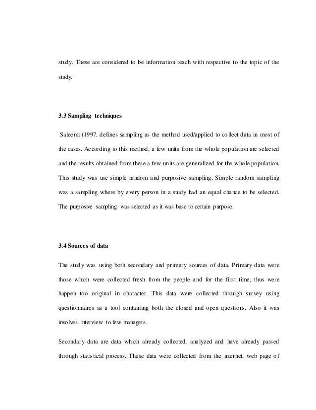 digital marketing thesis